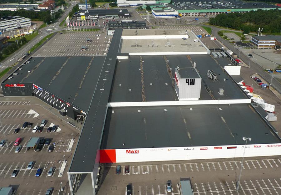 köpcentrum goteborg